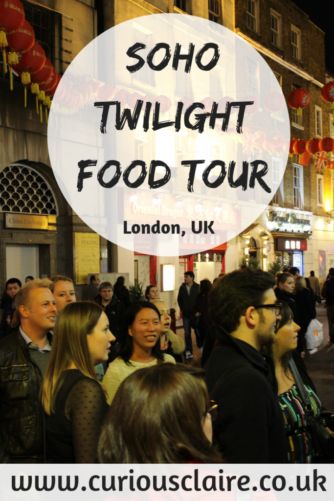 Not sure where to find the best food in Soho? Let Eating Europe show you on their amazing Soho Twilight Food Tour - #travel #london #foodie