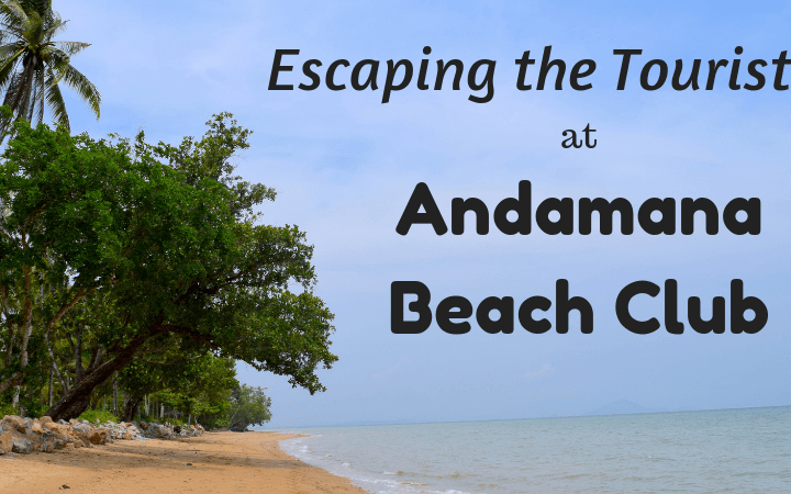 Looking to escape the crowds in Ao Nang? Why not head over the relaxing Andamana Beach Club - Krabi, Thailand