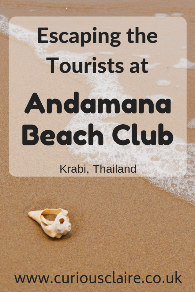 Looking to escape the crowds in Ao Nang? Why not head over to the relaxing Andamana Beach Club - Krabi, Thailand