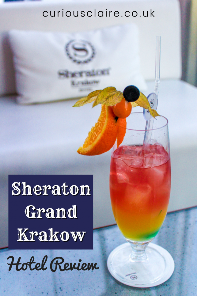 Looking for somewhere to stay in Krakow for a relaxing break? Here's why you should stay at the Sheraton Grand Krakow