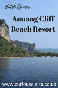 Looking for a little luxury at an affordable rate? Check out this review of Aonang Cliff Beach Resort in Ao Nang - Krabi, Thailand