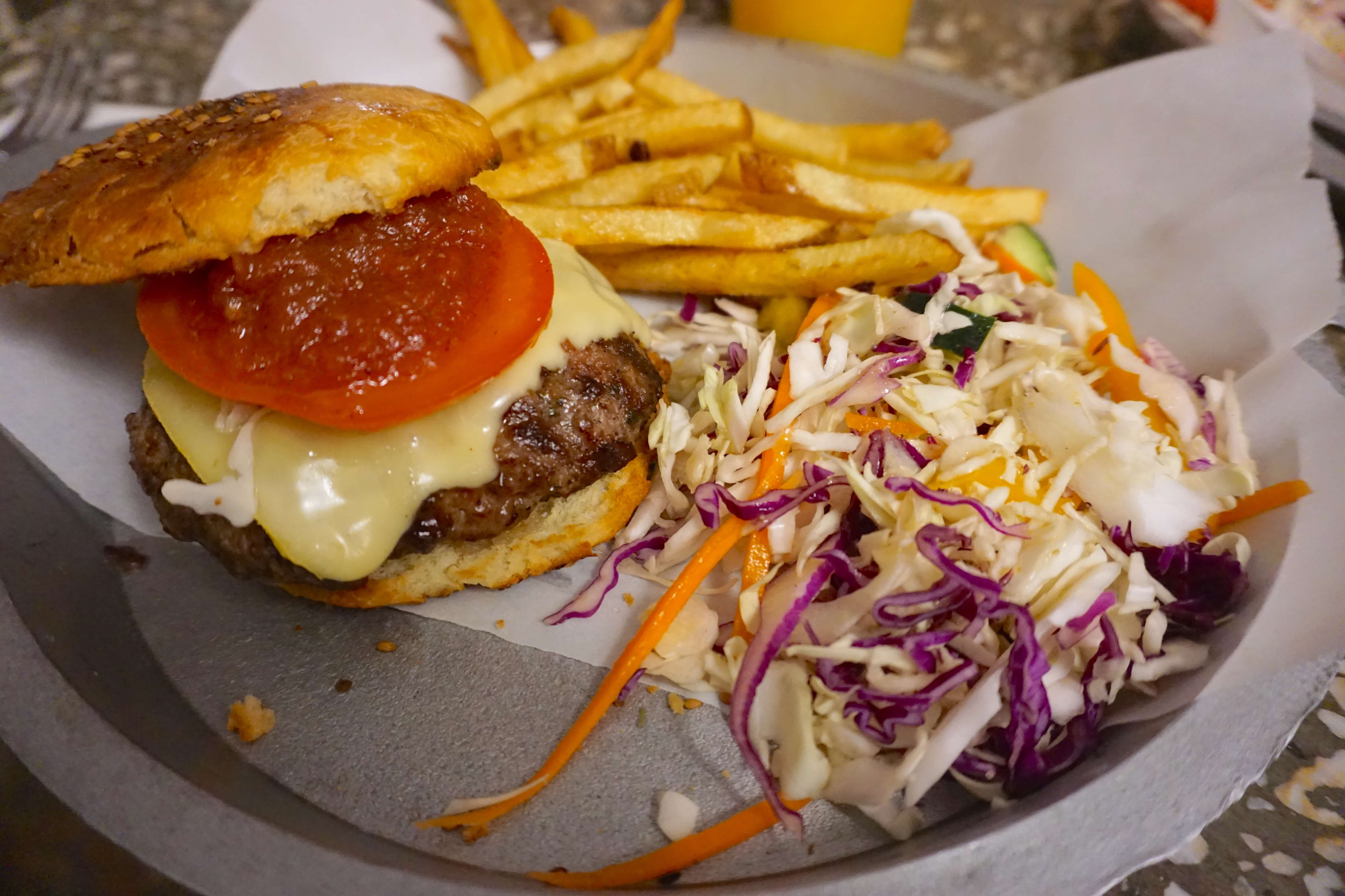 Camel Burger - Morocco Food Guide: Delicious foods you need to try while visiting Morocco