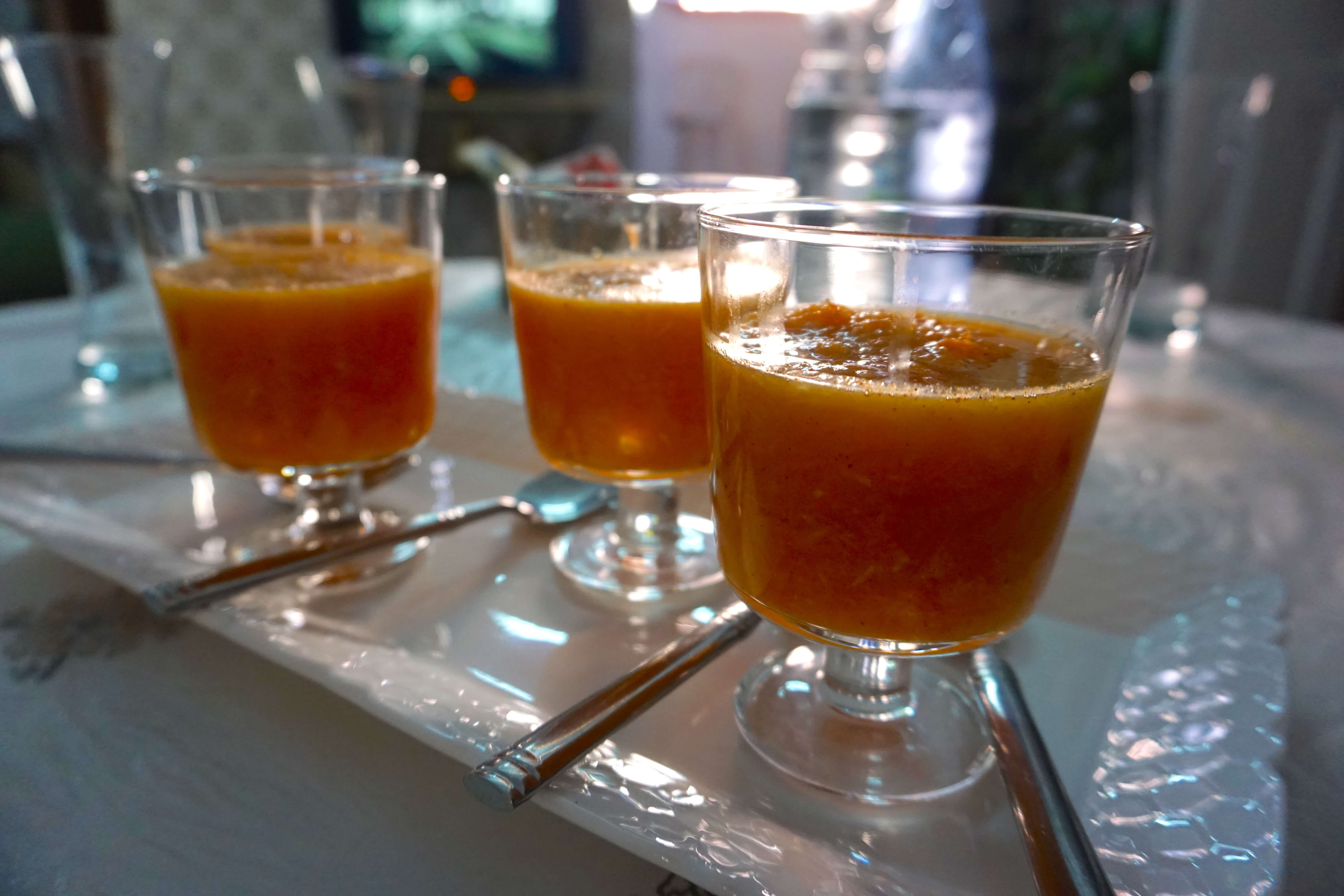 Carrots in Orange Juice - Morocco Food Guide: Delicious foods you need to try while visiting Morocco