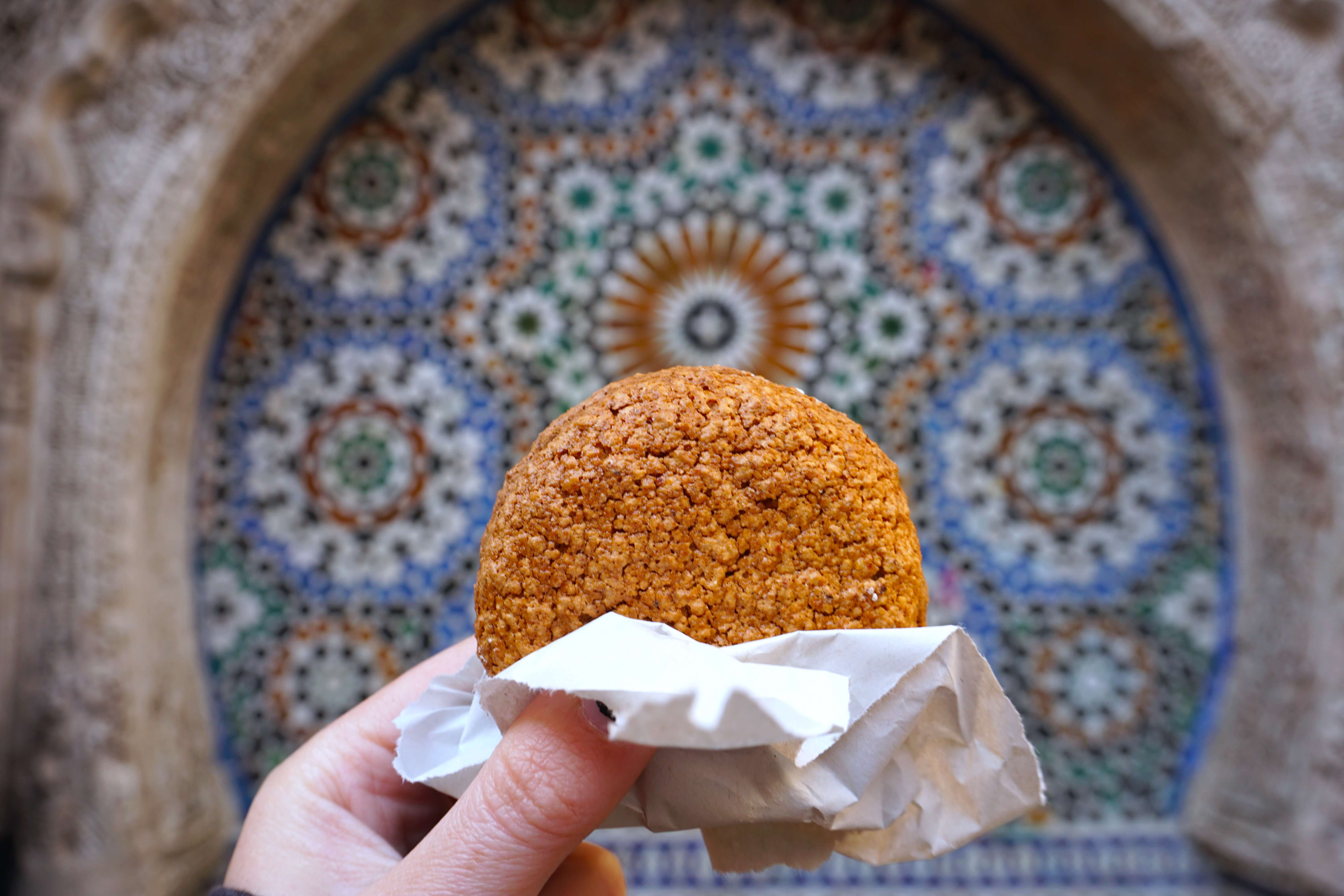 Moroccan Cookies - Morocco Food Guide: Delicious foods you need to try while visiting Morocco