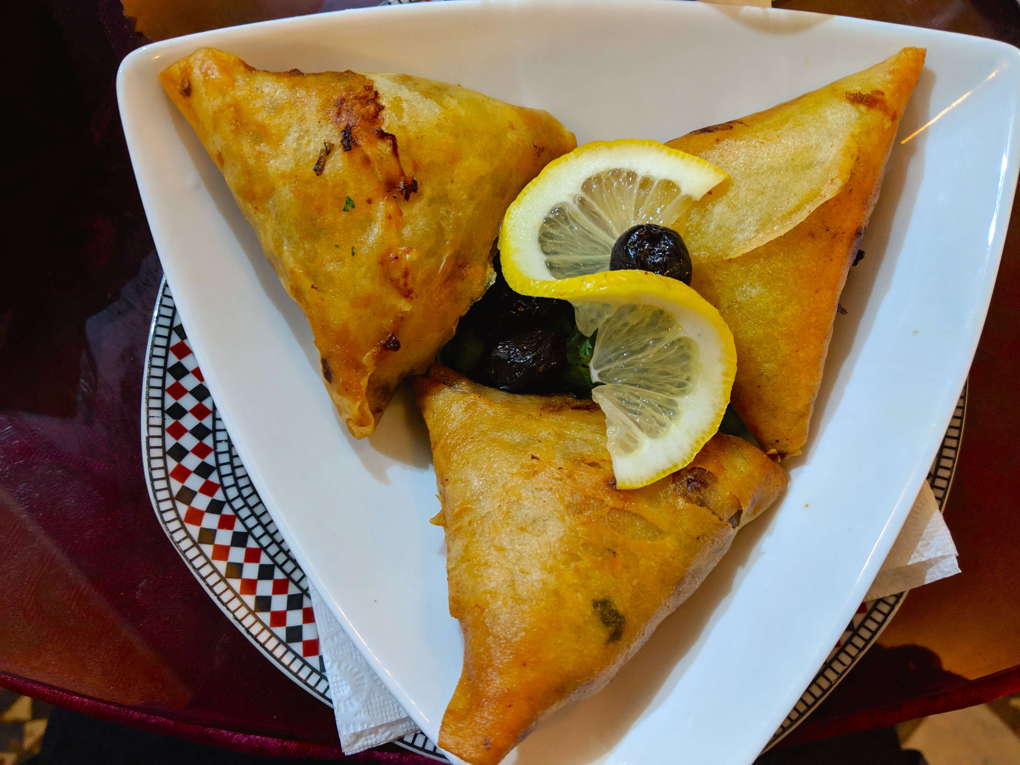 Briouats - Morocco Food Guide: Delicious foods you need to try while visiting Morocco