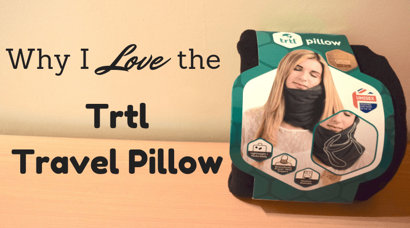 Awesome Trtl Travel Pillow Curious Claire