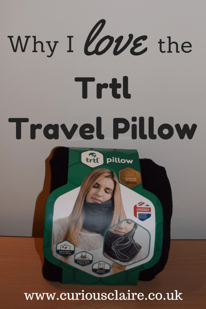 Looking for comfort when travelling but don't like conventional travel pillows? Here's why you'll love the Trtl Travel Pillow