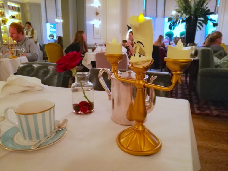 Tale as Old As Time Afternoon Tea - Do you love Disney and afternoon teas? Check out these awesome Disney themed afternoon teas in London