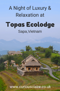 Looking for some luxury while in Sapa? Here's why you'll love a relaxing stay at Topas Ecolodge - Sapa, Vietnam