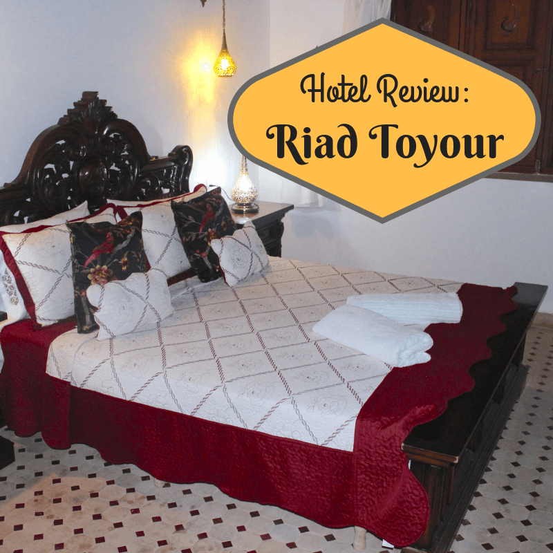 An Authentic Moroccan Stay at Riad Toyour