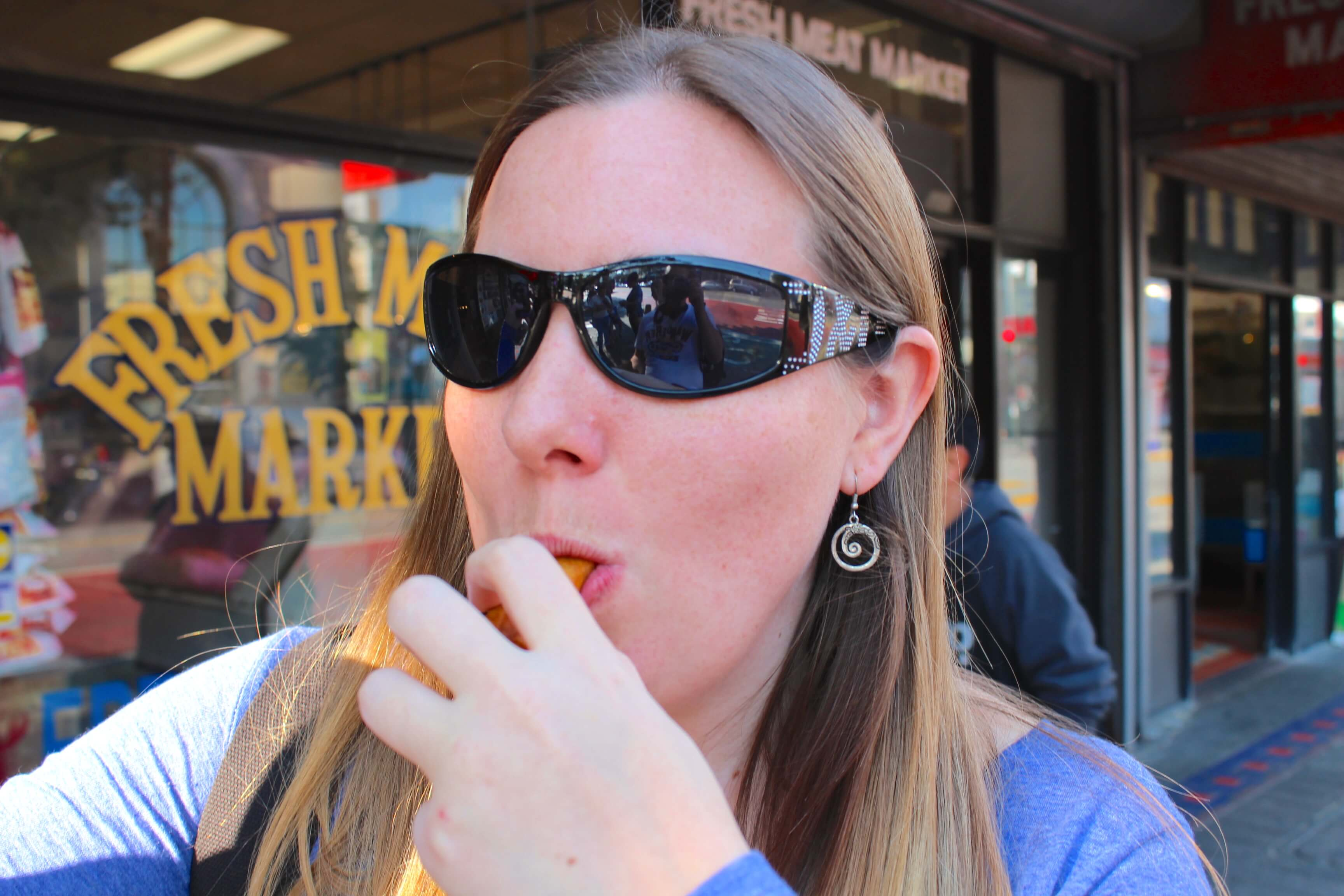 Checking out the food scene in San Francisco with the help of Secret Food Tours