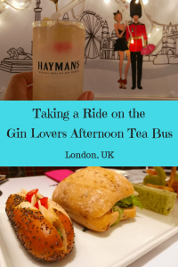 Looking for an afternoon tea in London with a difference? Look no further! The B Bakery Gin Lovers Afternoon Tea Bus is what you need. No other afternoon tea in London combines afternoon tea and gin tasting while being driven around on an iconic London red bus!