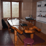 Experiencing an Ayurvedic massage in Kerala, South India
