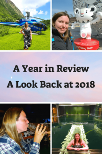 As 2019 comes to an end I take a look at all the amazing adventures I had in 2018