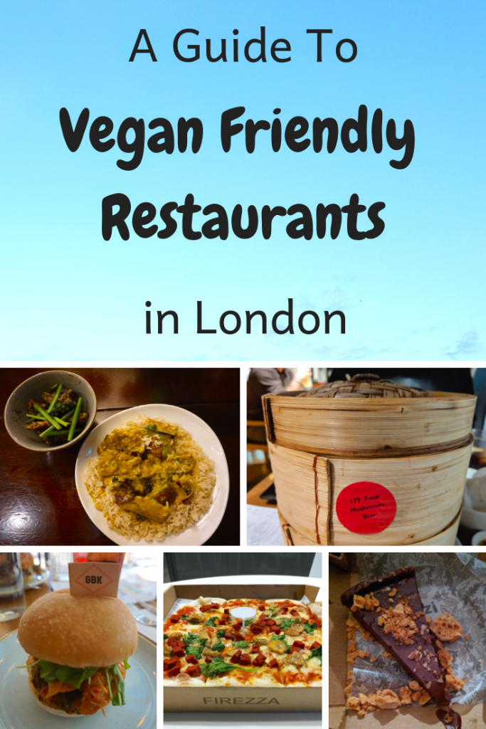 A guide to the vegan friendly restaurants in London where vegans and meat eaters can dine together - London, UK #travel #london #vegan #europe #londontravel #veganuary #veganfood #food