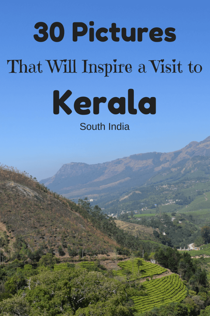 Do you want to visit India but think it's too crowded? Here are 30 pictures to inspire you to visit calming and relaxing Kerala - South India