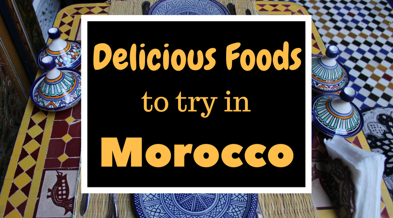 Heading to Morocco? Check out this Morocco food guide. Delicious Moroccan foods you need to try