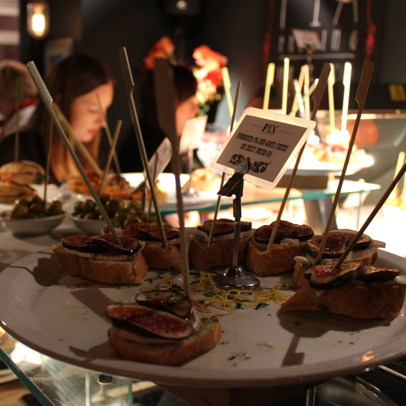 Experiencing the Soho Twilight Food Tour