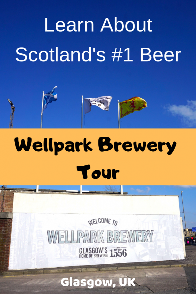 If you want to learn about Scotland's number 1 selling beer head to Glasgow for a tour of Wellpark Brewery, home of Tennant's Lager