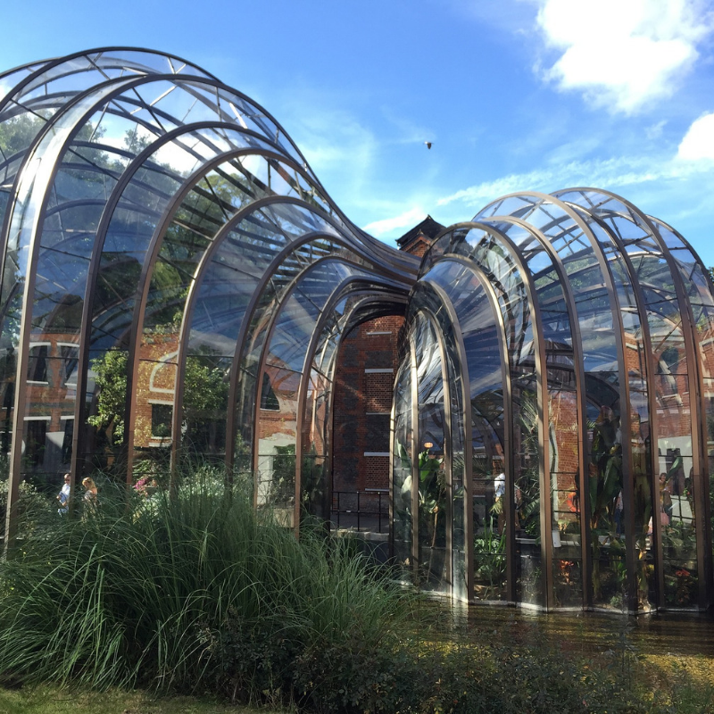 A Tour Around the Bombay Sapphire Distillery