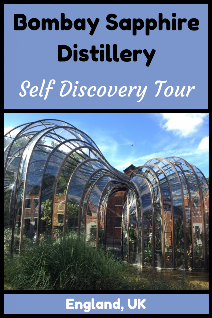 Any gin lover will love a visit to the Bombay Sapphire Distillery . Learn about the history on on of their tours and get a personalised cocktail - England, UK