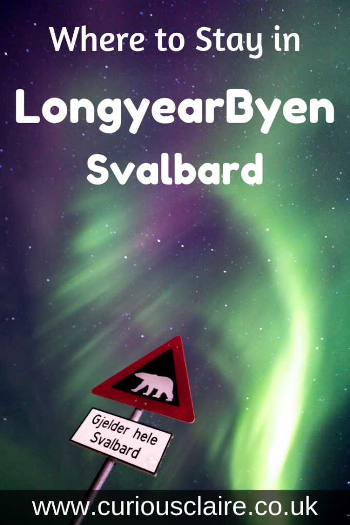 With only a handful of accommodation options in Svalbard, this guide is to help you decided where to stay in Longyearbyen for all price ranges