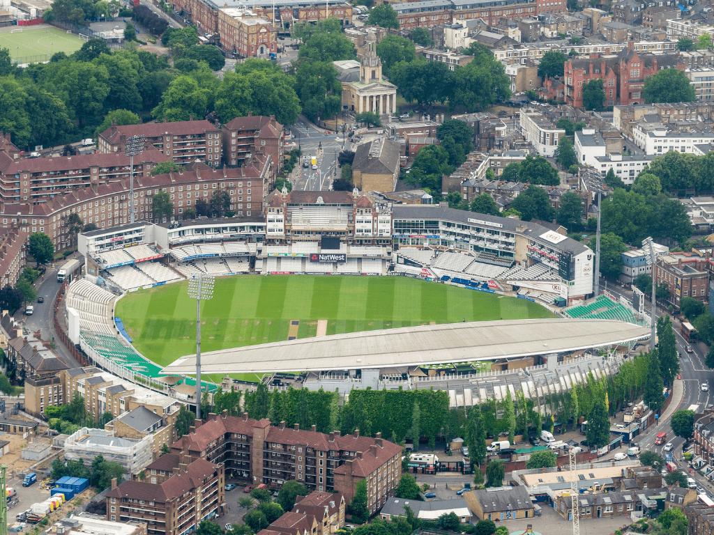 London Kia Oval Cricket Ground Tour
