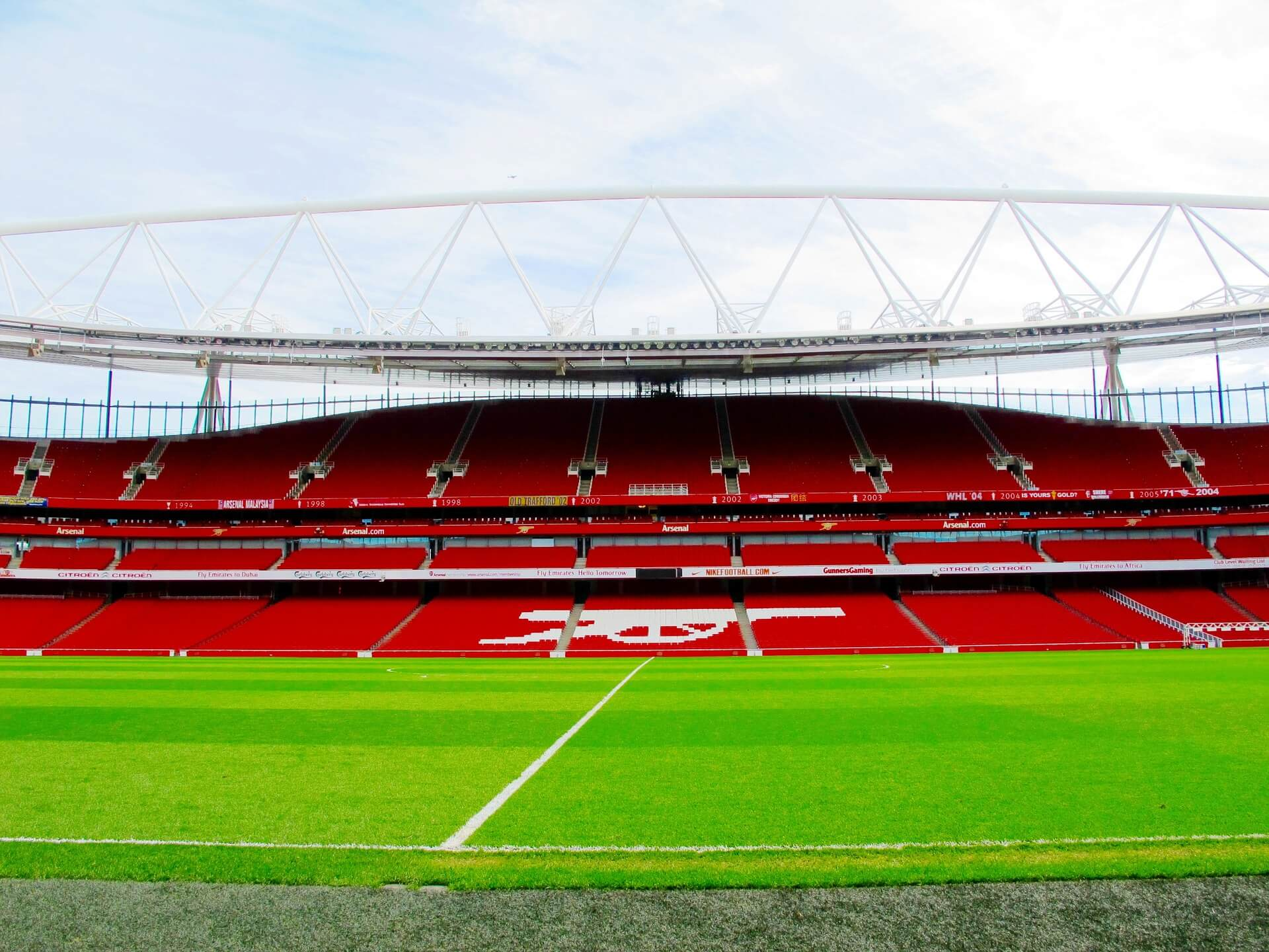 Arsenal Stadium Tour - Stadium Tours in London