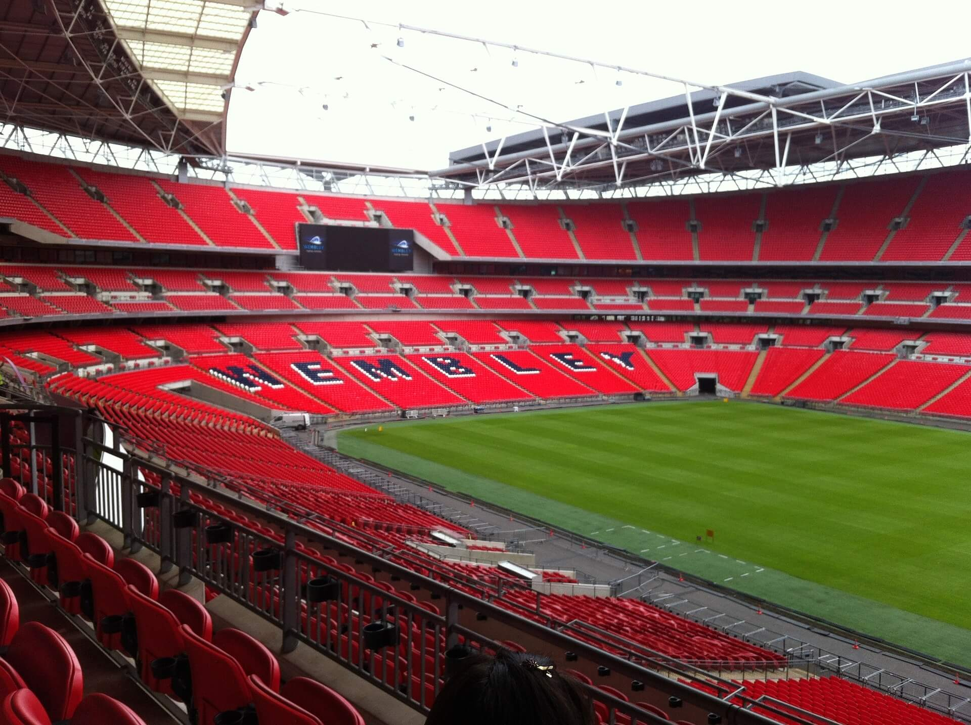 Wembley Stadium Tour - Stadium Tours in London