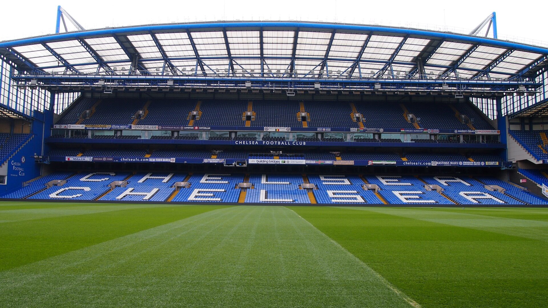 Stamford Bridge Tour - Chelsea Stadium Tour