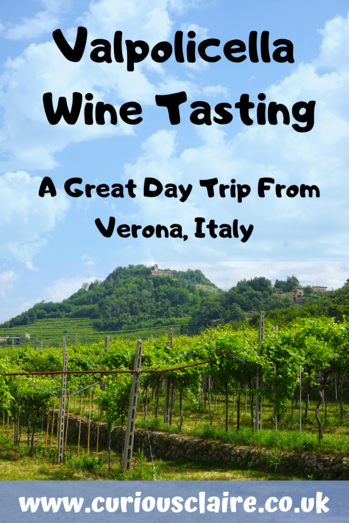If you're planning a trip to Verona and you like red wine here's why you should take a day trip to the nearby Valpolicella region, home of many delicious red wines