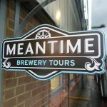 Taking the Meantime Brewery Tour in London