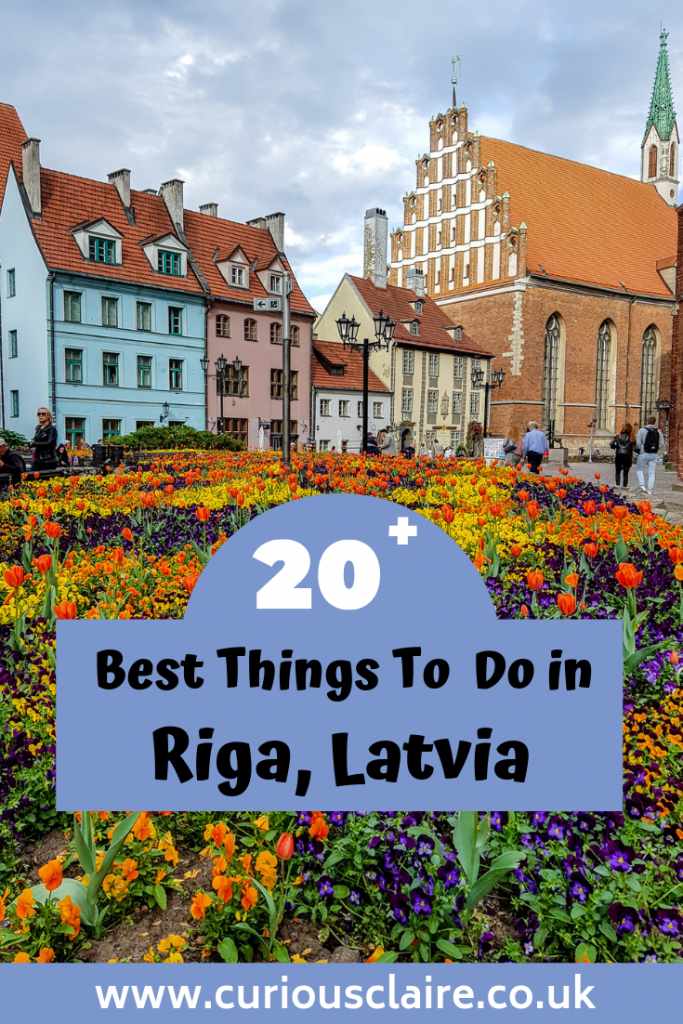Riga Guide: 20+ of the best things to do in Riga, Latvia