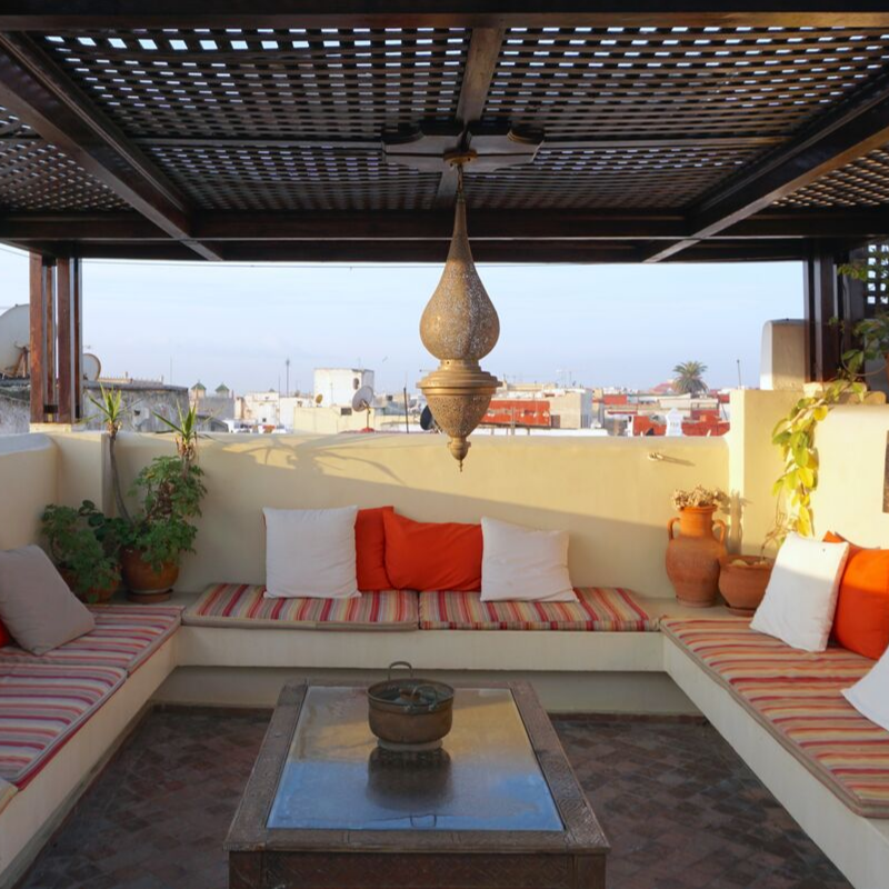 Riad Marhaba: The Most Welcoming Riad in Rabat - Curious Claire