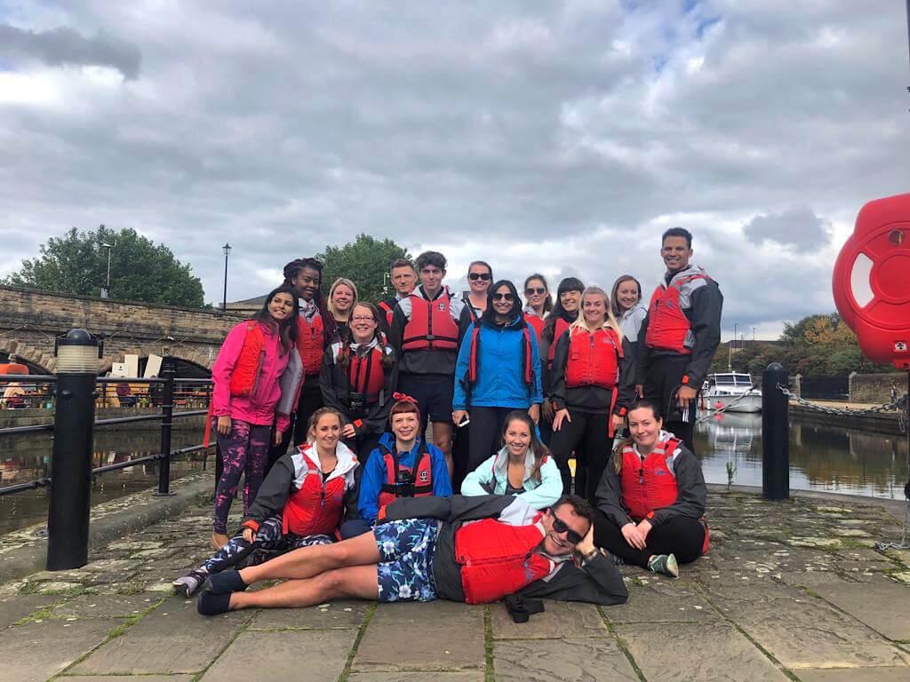Sheffield Microgap Team