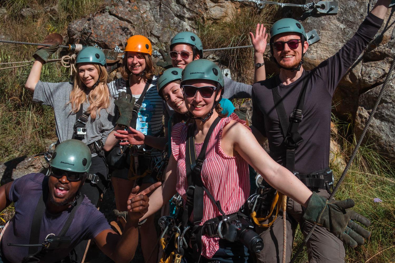 Malolotja canopy tour zip line Swaziland