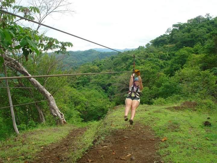 Sky Canopy Tour Zip Line - Nosara, Costa Rica