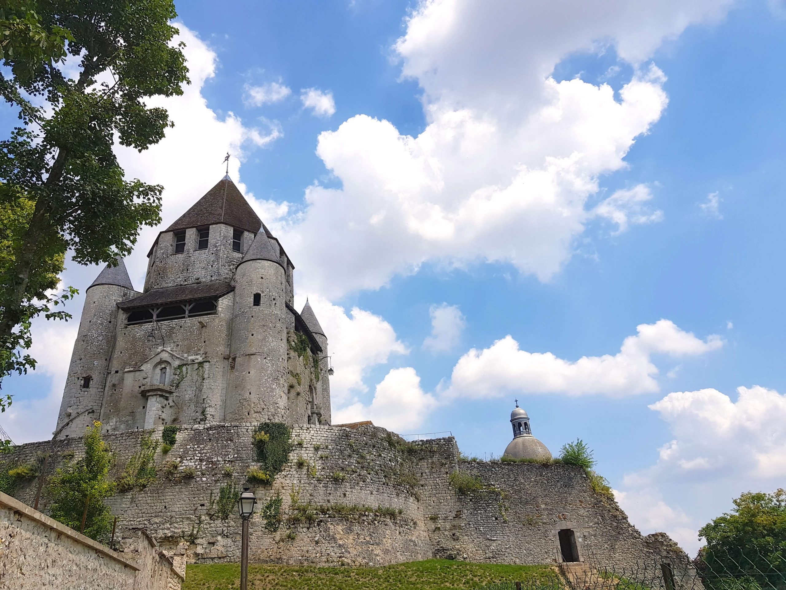 Caesar's Tower or Tour César - one of the best things to do in Provins, France