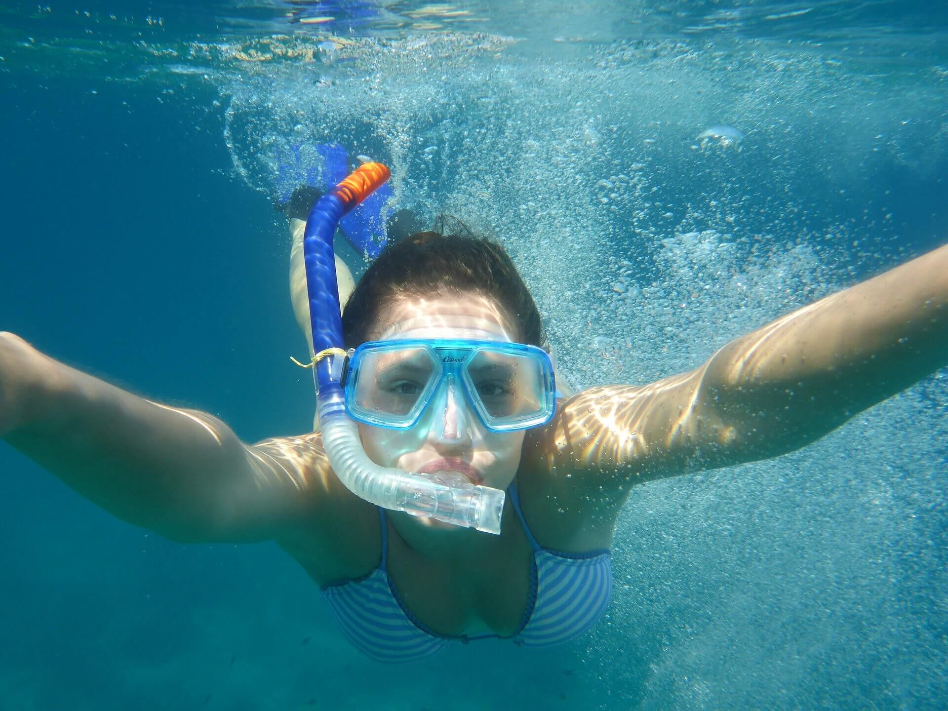 Snorkelling - 1 of the awesome things to do while in Ao Nang