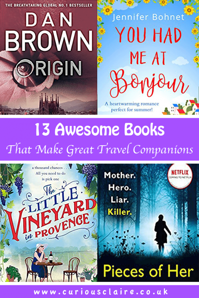 Looking for some great travel books? Here are 12 awesome books I read in 2019 during my travels - perfection for travel inspiration
