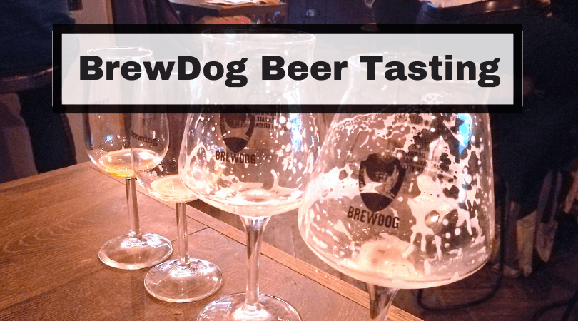 Looking for a good place for a beer tasting in London? Why not head to the BrewDog bar in Soho for a BrewDog beer tasting
