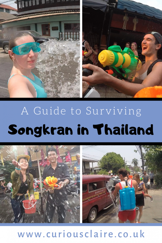 Planning on attending Songkran Festival? This Songkran Survival Guide has all the information you need to know to have a great time!