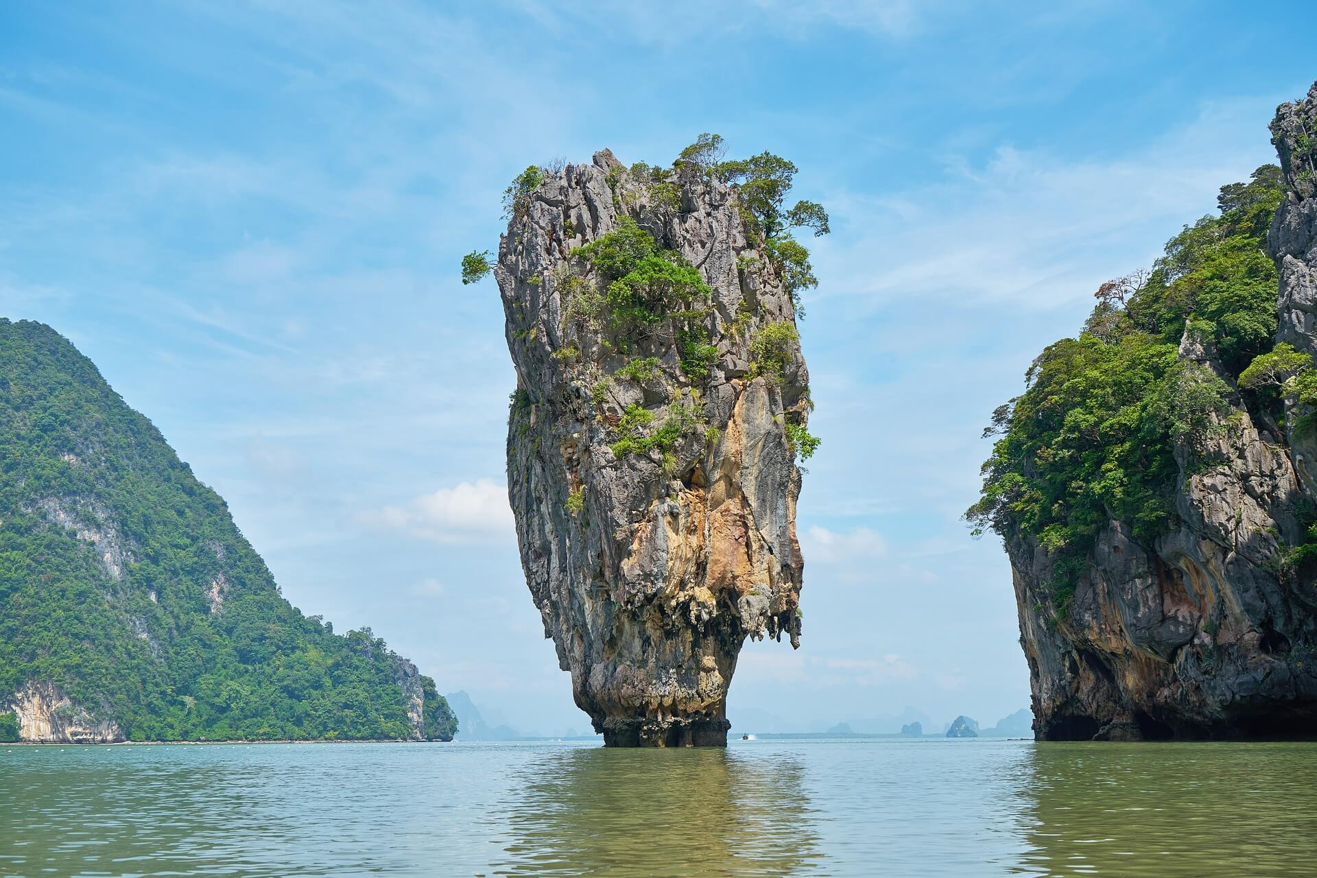 Day tour to James Bond Island - a great thing to do in Ao Nang, Krabi