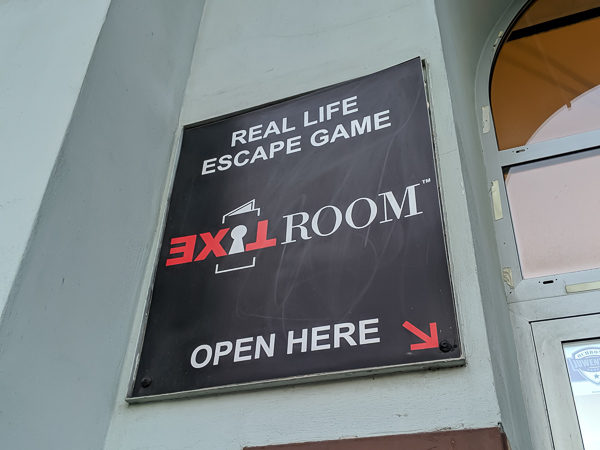 Exit room - a fun escape room in Lodz, Poland