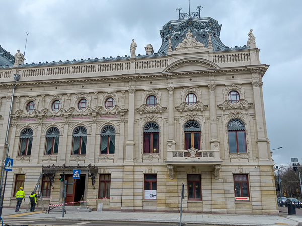 Israel Poznanski Palace and City of Lodz Museum