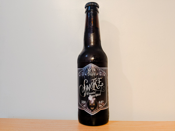 Smoke Rauchbier beer by Weird Beard Brewing Co