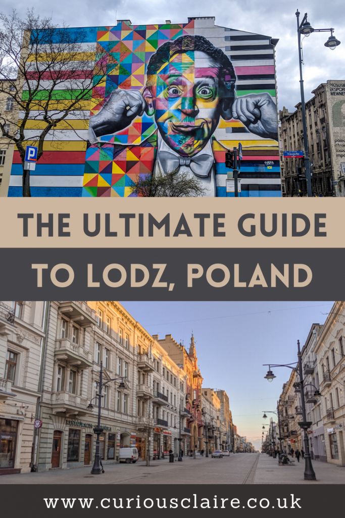 Planning a trip to Lodz in Poland? Here is your ultimate guide! What to see, where to eat and where to stay #poland #lodz #europe #lodzpoland #europetravel