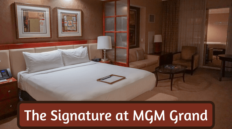 Hotel Review: Why you should stay at one of the luxurious suites at The Signature at MGM Grand in Las Vegas