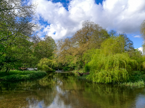 A visit to beautiful Cassiobury Park is one of the most popular things to do in Watford thanks to it's stunning scenery
