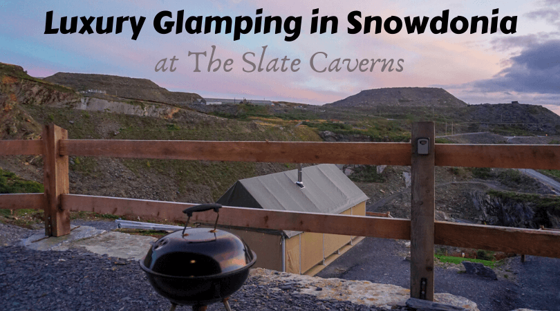 Many people visit Snowdonia for all the local adventure activities. To make the trip perfect consider going glamping in Snowdonia at The Slate Caverns - these luxury safari lodges have the comfort of home with the excitement of sleeping outside